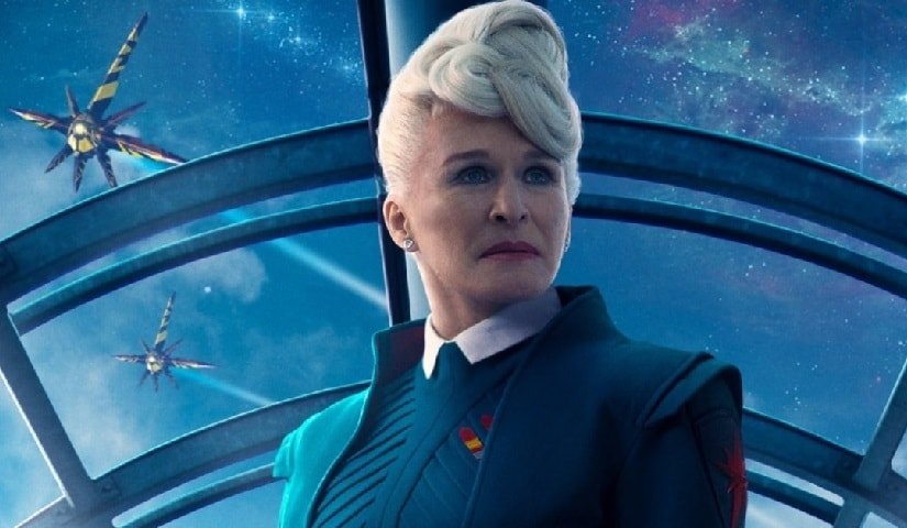 Guardians of the Galaxy actor Glenn Close on James Gunn firing: Hard to imagine franchise without him