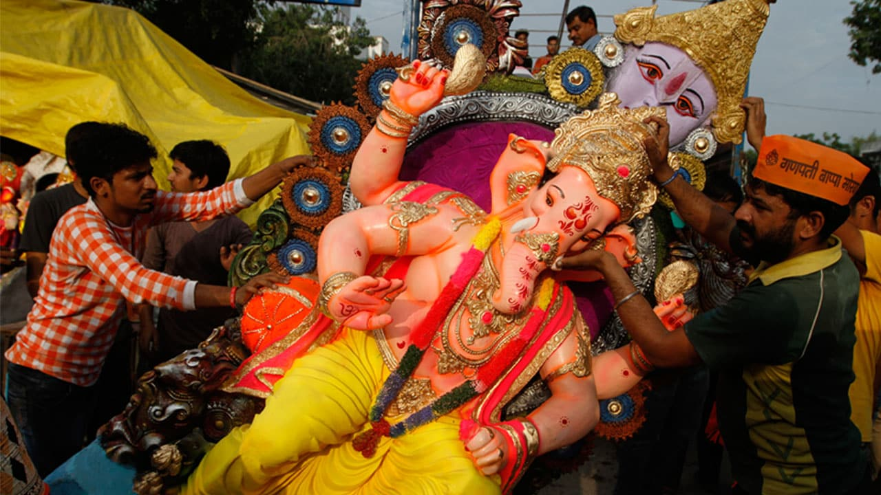 Ganesh Chaturthi 2019: With celebrations of elephant-headed god inching closer, take a look at five must-visit Ganapati pandals in Mumbai