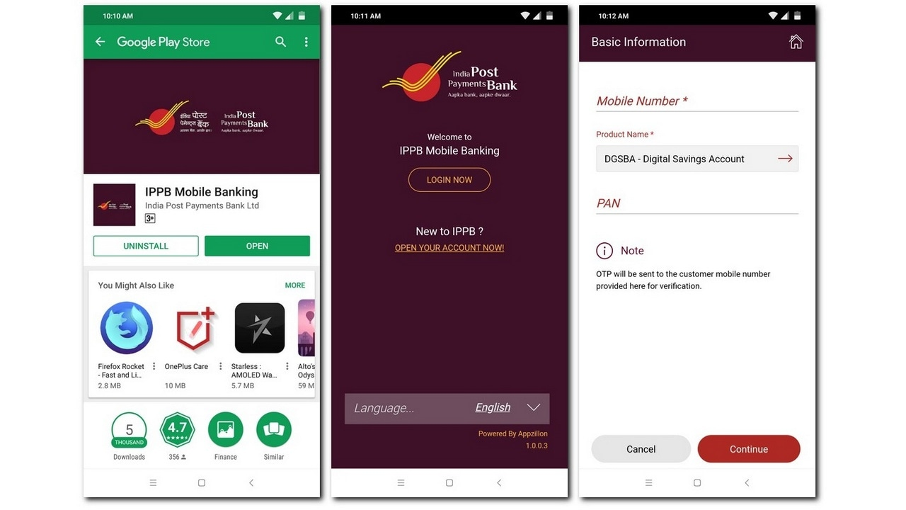India Post Payments Bank app: Here's how to download and set