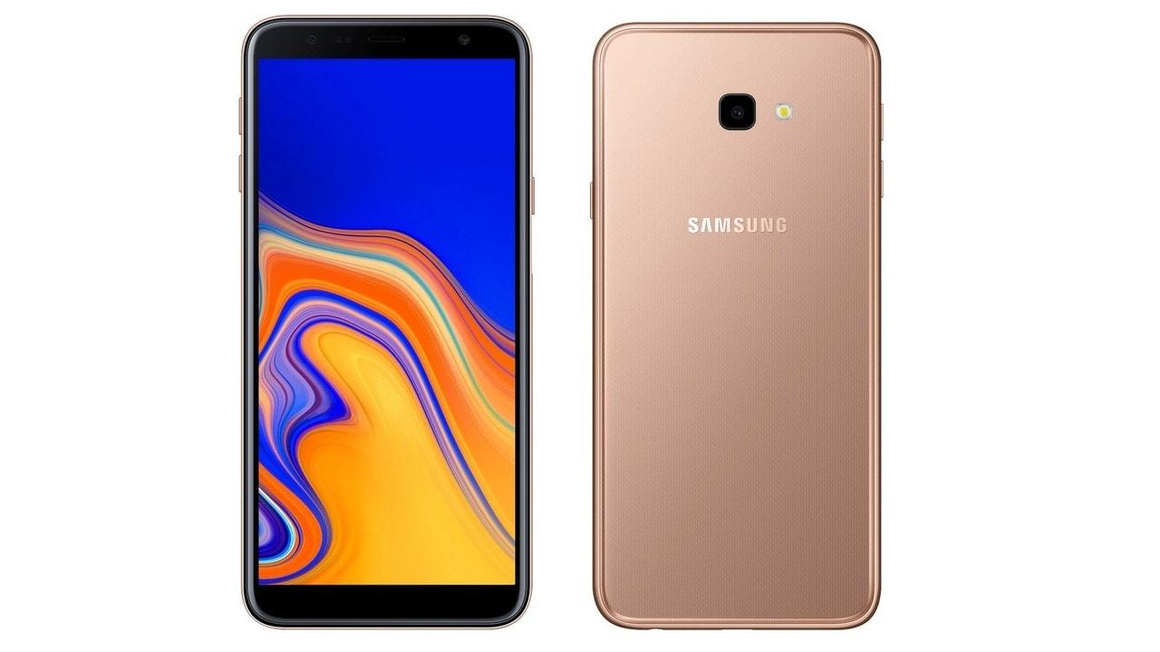 Samsung J4 Plus.