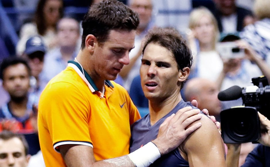 Rafael Nadal has had a difficult qualifying run in the tournament, playing over 16 hours of tennis, which could explain his injury. His quarter-final match against Austrian Dominic Thiem went to five sets. AP