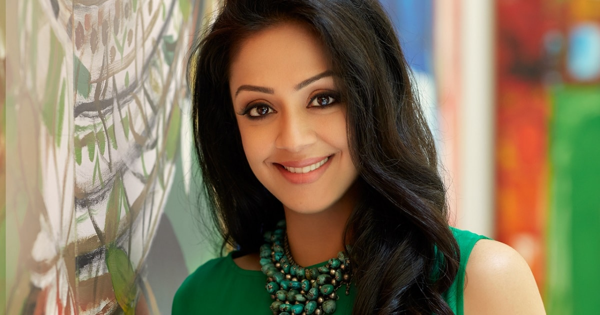 Jyothika to have three releases in 2019; two films will be ...