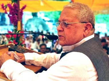 Kalraj Mishra, BJP MP from Uttar Pradeshs Deoria, will not contest LS polls; to focus on other responsibilities