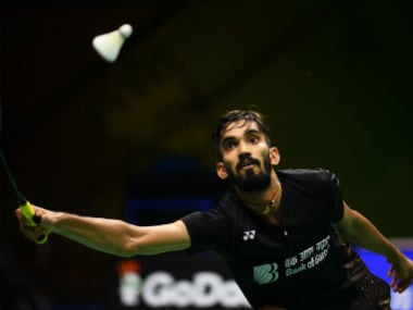 File image of Kidambi Srikanth. AFP
