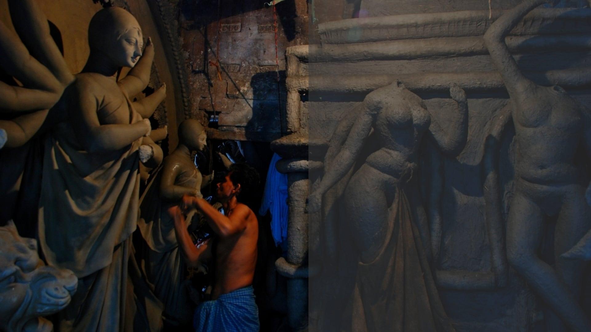 Makers of God: Scenes from Kolkata's artisan colony Kumortuli, before Durga Puja