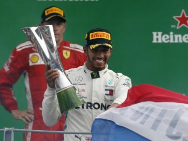 Lewis Hamilton starts favourite in Sochi as Mercedes look to maintain their Russian stranglehold. File image