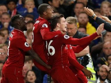 Premier League: Daniel Sturridge's last-gasp equaliser against Chelsea helps Liverpool maintain unbeaten run