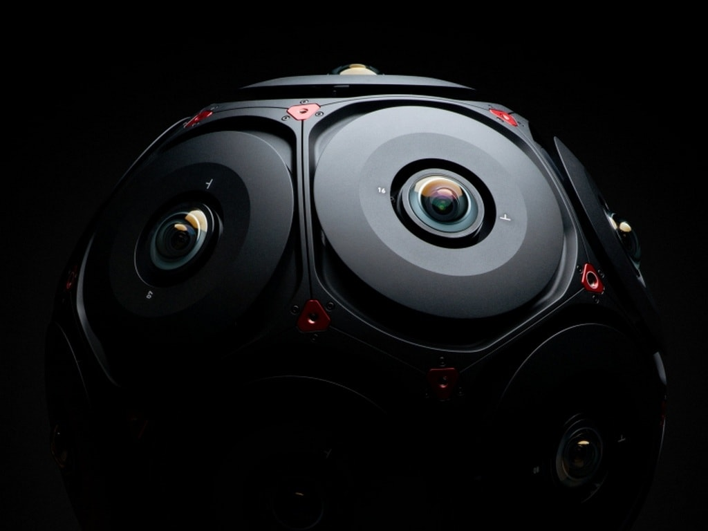Facebook and RED launch the Manifold, a 360-degree VR camera for the future