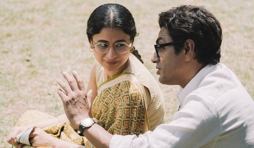 Rasika Dugal and Nawazuddin Siddiqui in Manto