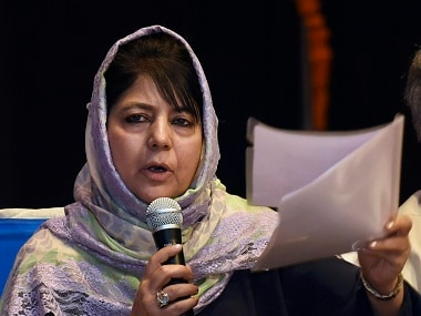 JNU sedition case: BJP takes dig at Mehbooba Mufti for expressing sympathy for those 'against country'
