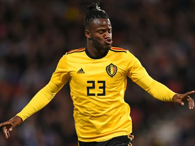 UEFA Nations League: Substitute Michy Batshuayi scores brace as rampant Belgium thrash Scotland in warm-up match