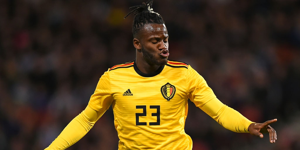 Uefa Nations League Substitute Michy Batshuayi Scores Brace As Rampant Belgium Thrash Scotland In Warm Up Match Sports News Firstpost