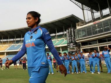 Indian women's team captain Mithali Raj. Image Courtesy: Twitter @BCCIWomen