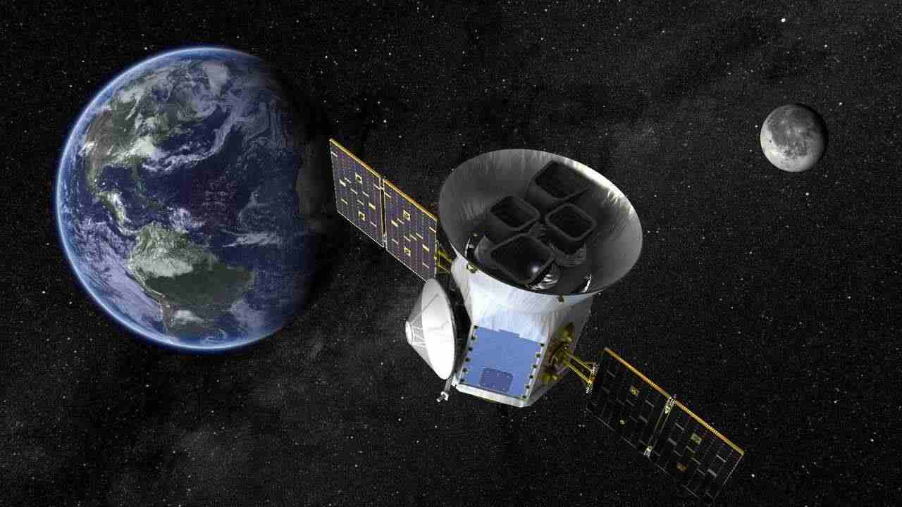 NASAs TESS sends back first images from its hunt for Earth-like planets