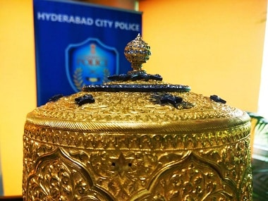 The Nizam Museum heist: The tale of two thieves who breached heavy security apparatus to steal gold tiffin box