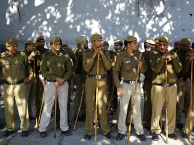File image of Haryana police. Reuters