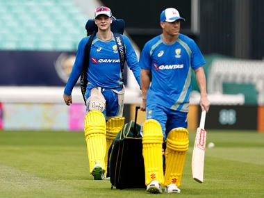 File image of Steve Smith and David Warner. Reuters