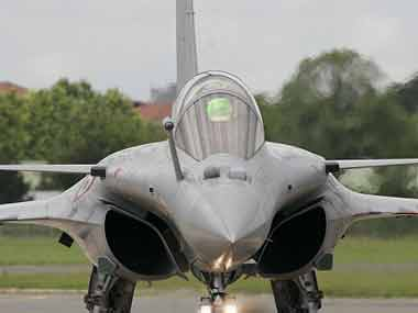 File image of a Rafale fighter jet. Wikimedia Commons