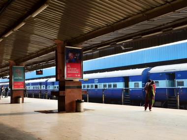 Kalindi Express hit by low-intensity blast near Kanpur; police suspect JeM link from material recovered from site