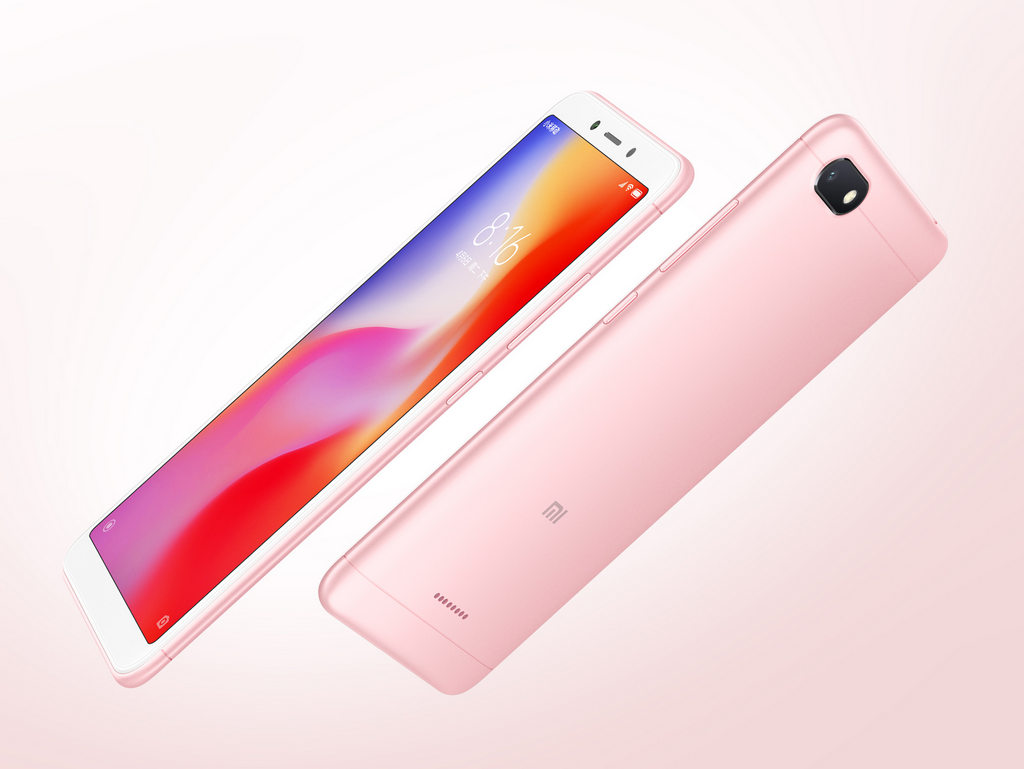 Xiaomi Redmi 6 to go on flash sale today at 12 pm on Mi.com and Flipkart