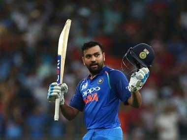 India vs Australia: Rohit Sharma says MS Dhoni batting at No 4 in ODIs will be ideal for team