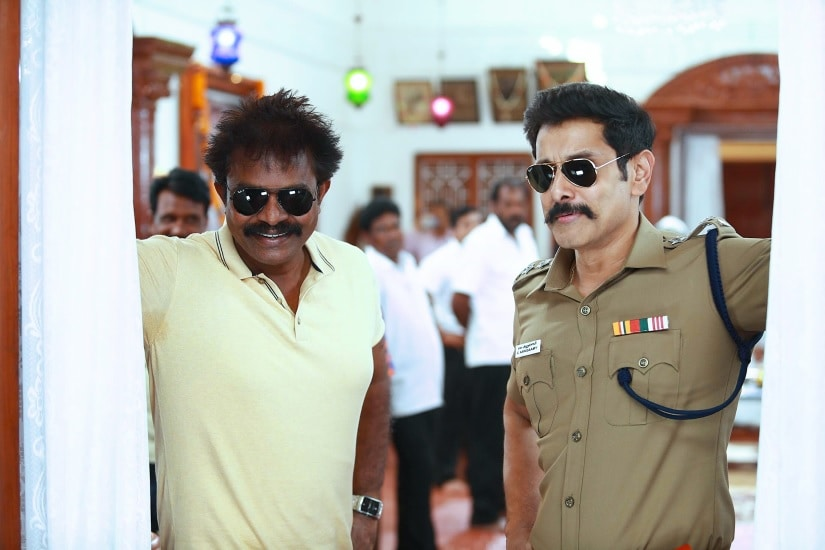 Saamy Square director Hari on star Vikram: He lights up the set with his buoyancy