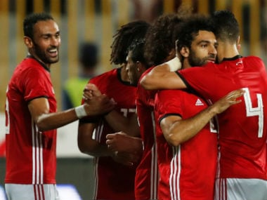 Mohamed Salah scores twice, creates two assists and misses two penalties as Egypt thrash Niger in AFCON qualifier