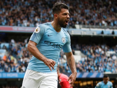 Premier League: Manchester Citys Sergio Aguero can beat Alan Shearers league goals record, says Bernardo Silva