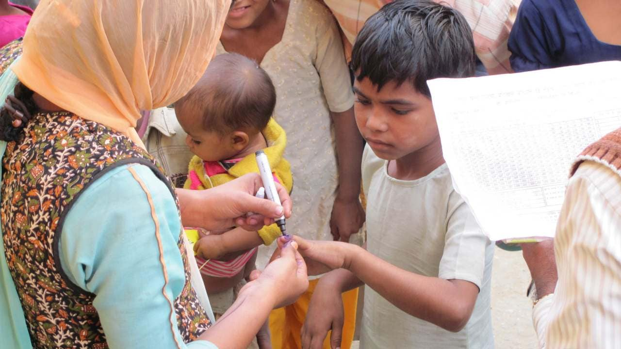 Immunisation drive for rotavirus launched in UP to curb infant diarrhea