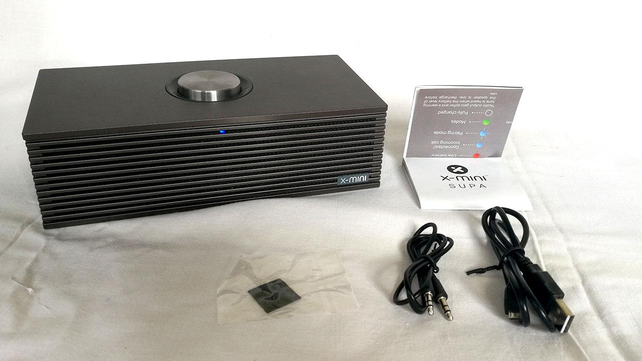 X Mini Supa Review A Bluetooth Speaker With A Vintage Premium Esque