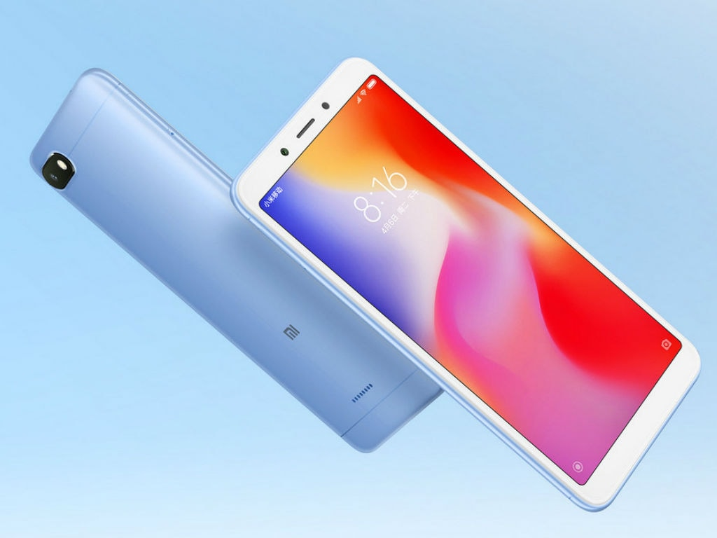 Xiaomi Redmi 6A to go on sale at 12 pm today on Amazon India and Mi.com
