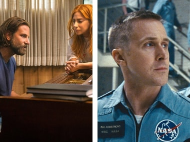 Bradley Cooper, Lady Gaga's A Star is Born and Ryan Gosling's First Man to release in India on 12 October