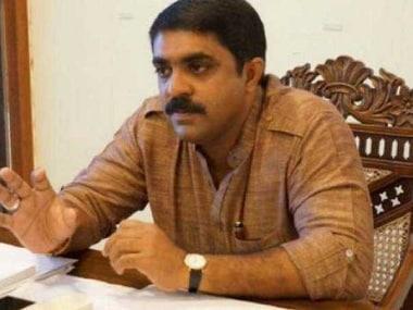 File photo of Goa Forward Party leader Vijay Sardesai. PTI