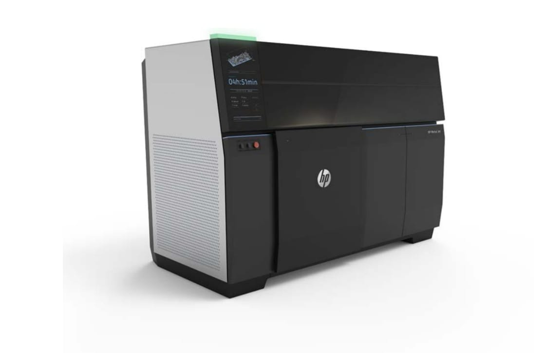 HP launches the worlds most advanced 3D printing technology called HP Metal Jet