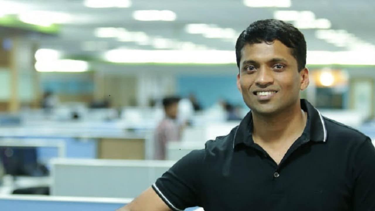 Byju Ramachandran, the founder of Byju's has got the most funding amongst Indian edtech startups