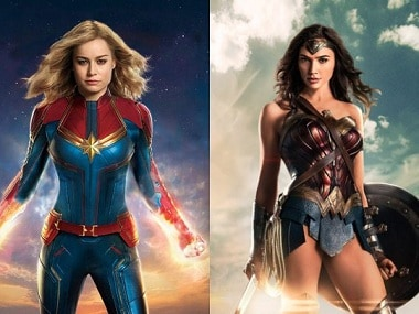 Captain Marvel is no Wonder Woman; Brie Larson's superhero draws strength from her humanity