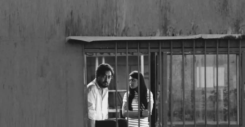 A still from Irrfan's Bengali film Doob: No Bed of Roses