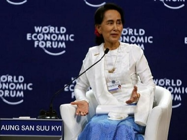 Aung San Suu Kyi says handling of Rohingya Muslims could have been better, claims rule of law must apply to everyone