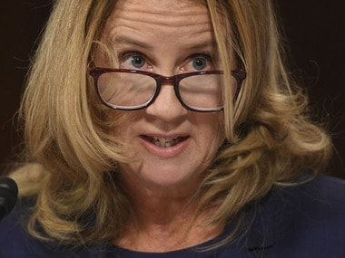 Christine Blasey Ford's testimony: Women need to run for office because powerful men will fight to maintain privilege