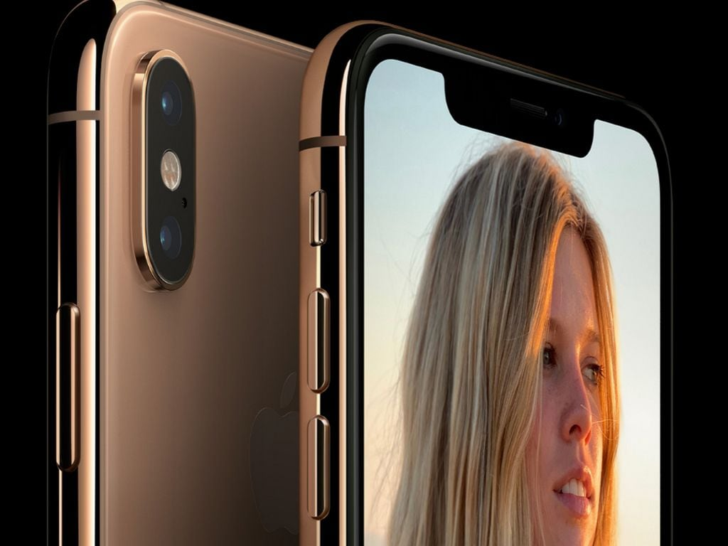 Apple iPhone XS Max. Image: Apple
