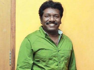 Mukkulathor Pulipadai leader and actor-turned-MLA Karunas. News18