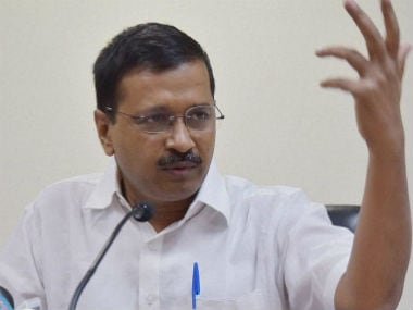 File image of Delhi chief minister Arvind Kejriwal. Getty images