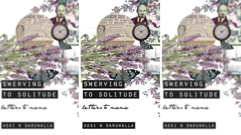The cover of Swerving To Solitude