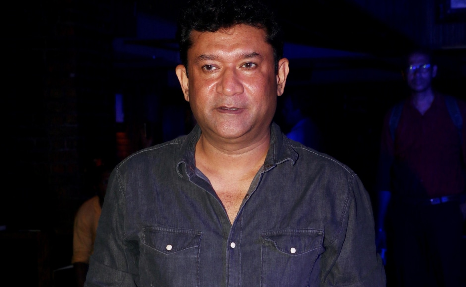 XXX director Ken Ghosh was spotted at the trailer launch event