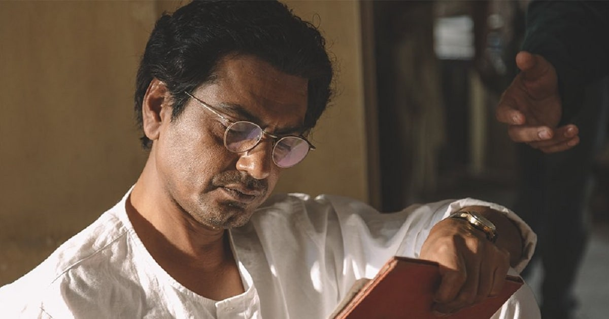 Nawazuddin Siddiqui in a still from Manto. YouTube