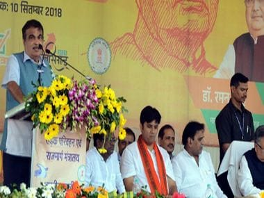 Nitin Gadkari urges farmers to produce ethanol to replace petrol, diesel, says new technology can run vehicles on biofuel