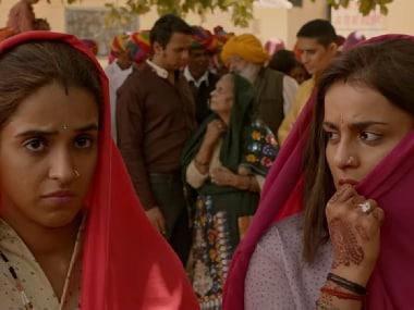 Pataakha trailer: Radhika Madan, Sanya Malhotra desperately try to curb quarreling instincts in Vishal Bharadwaj's film