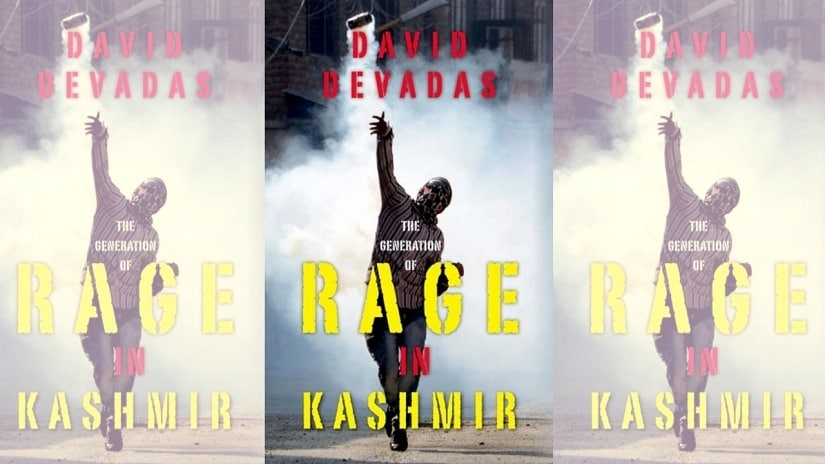 David Devadas' The Generation of Rage in Kashmir is published by Oxford University Press