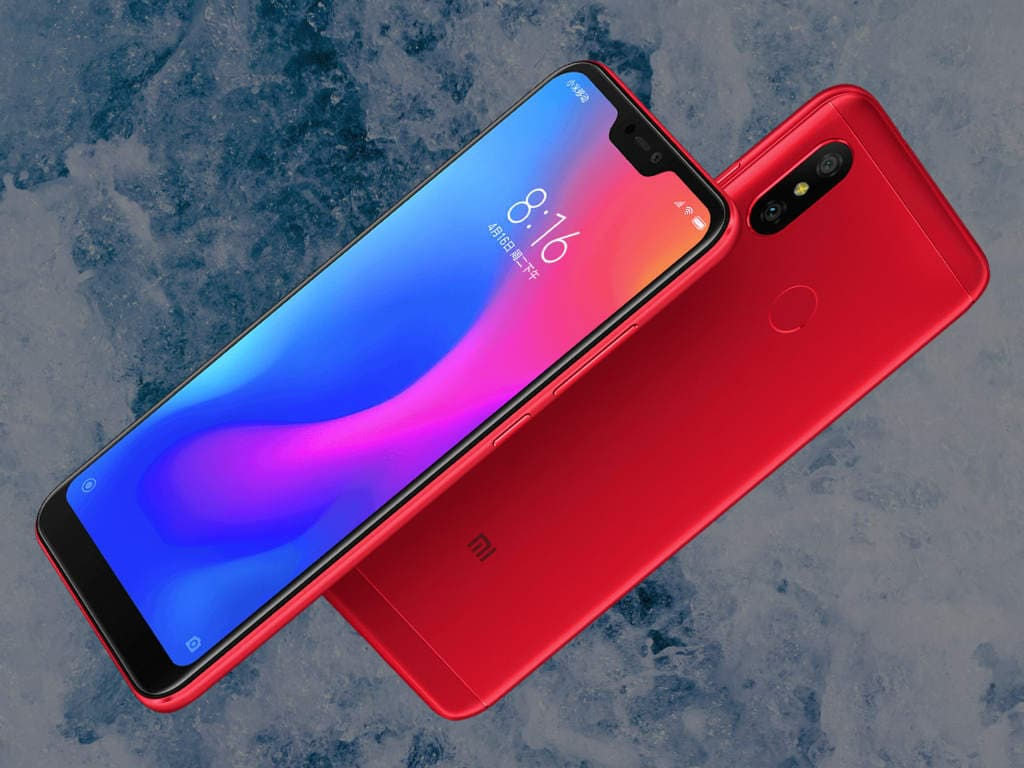 Xiaomi Redmi 6A, 6, 6 Pro launched in India at Rs 5,999, Rs 7,999 and Rs 10,999