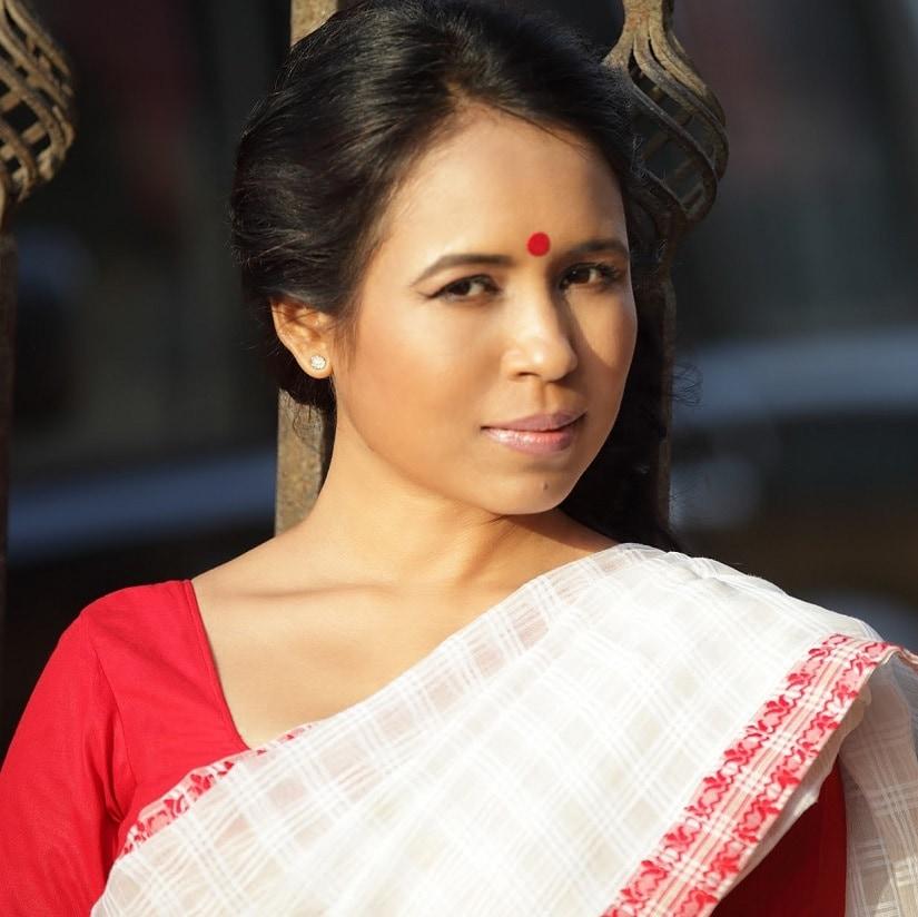 Filmmaker Rima Das